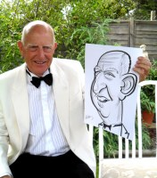 Wedding Caricaturist Stoke Hire Caricature Artists